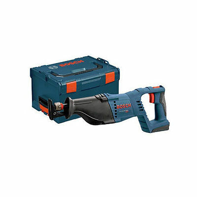 Bosch CRS180BL 18V Cordless Reciprocating Saw & L-Boxx-3 & Insert Tray New