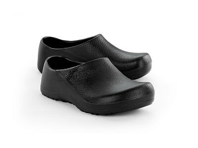 Birkenstock Birkis Profi Black 35 - 46 Chef Cook Clogs Shoes Super