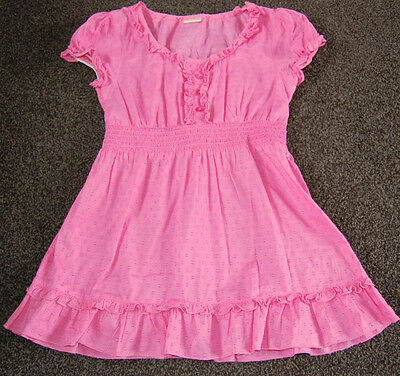 Girls top-blouse age 10-11 years in pink