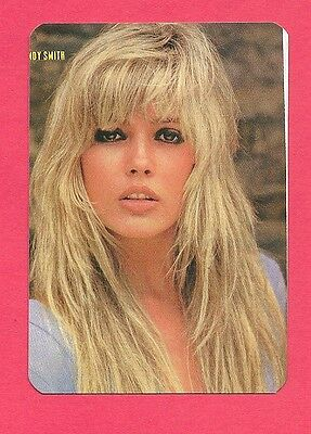 Mandy Smith Music Collectible Card 1988;  UK Pop Singer 1980's