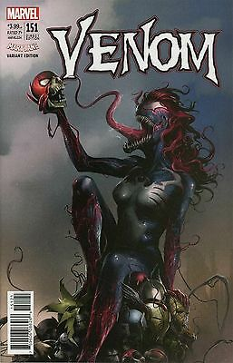 Venom Vol. 3 - #151 | Mattina Mary Jane Venomized Variant | Marvel Comics 2017