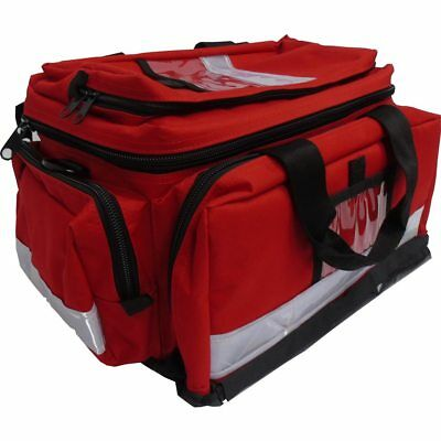 OPENHOUSE SALE Large Red Trauma Management Bag First Aid/Medical 14035  20-00483