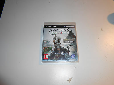 Ps3 Assassin ' S Creed 3 - Nuovo