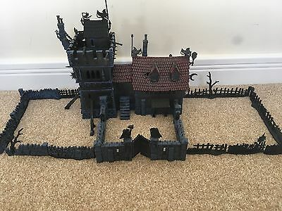 RARE Warhammer The Empire Fortified Manor Sigmar Frostgrave Rare Scenery