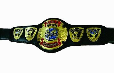 WWE WORLD ECW Telivion  championship belt replica belt adult  size