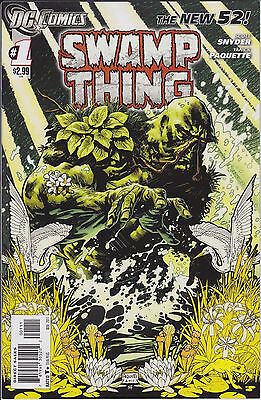 SWAMP THING DC NEW 52 Lot RUN 13 1 5 6 7 8 9 12 13 14 17 18 25 27 SNYDER SOULE