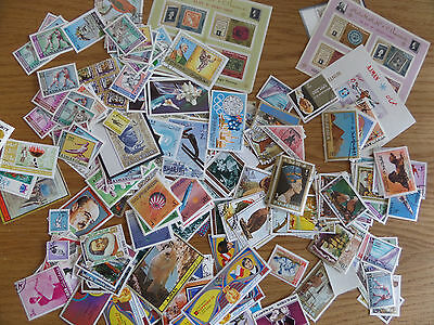 UAE States Mass of stamps