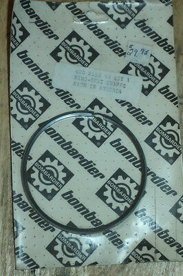 Nos Can-Am Bombardier Rotax Piston Ring  Part# 420 215 240 Semi Trapezodial