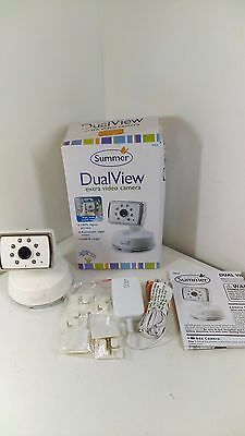 Summer Infant Extra Camera for Dual View Digital Color Video Baby Monitor 90-W44