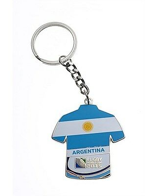 Argentina Rugby World Cup 2015 Keyring