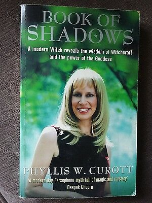 Book of Shadows by Phyllis W Curott (Paperback, 1999)