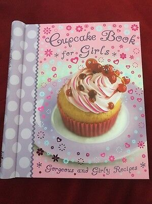 Cupcakes For Girls Recipe Book