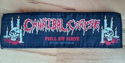 Cannibal Corps Patch Death Metal