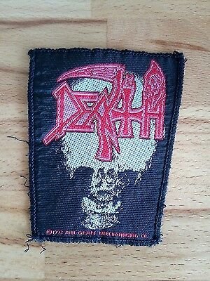 DEATH Patch (Death Metal)