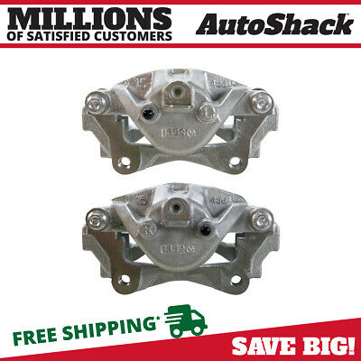New Front Left and Right Brake Calipers fits Buick Cadillac Chevy Olds Pontiac