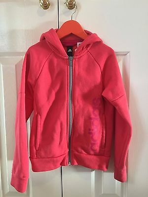 Originally girls adidas hoodie Age 7/8 years