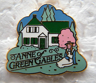 Anne Of Green Gables    -  Brooch / Lapel Pin.