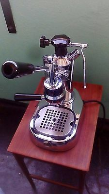 La Pavoni Europiccola Espresso Machine Chrome DELIVERY AVAILABLE