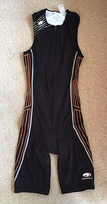 Blueseventy - Mens TriSuit TX2000 - Black £65.00