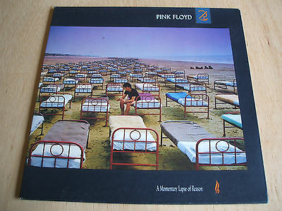 pink floyd  a momentary lapse of reason   Vinyl LP original uk pressing