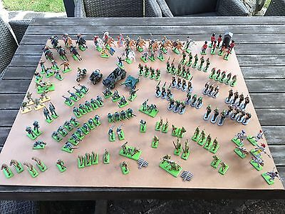 Britains Deetail and Super Deetail Toy Soldiers