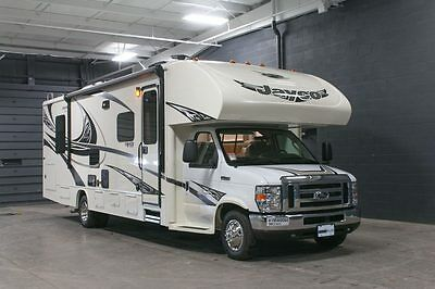 2017 Jayco Greyhawk 29W Class C RV - Ford V10 E450 - Quitest and Best Riding