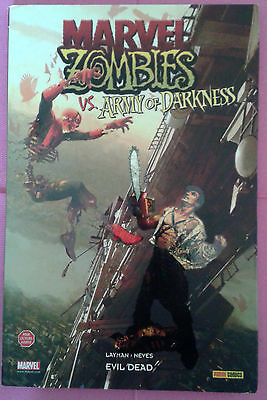 Marvel Zombies   Tome 2 Comme Neuf Evil Dead / Vs Army Of Darkness