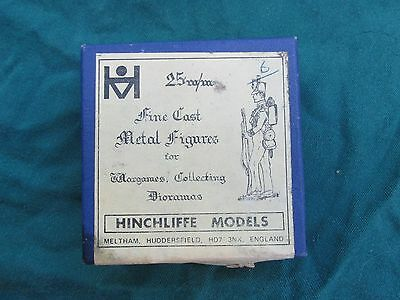 Hinchcliffe Models Lead Soldiers