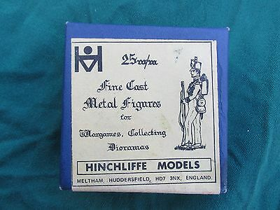 Hinchliffe Models Lead Soldiers