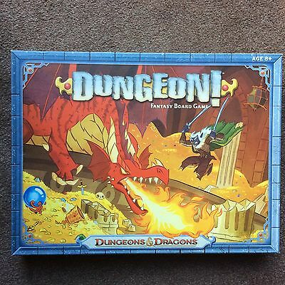 Dungeon! Dungeons And Dragons Board Game