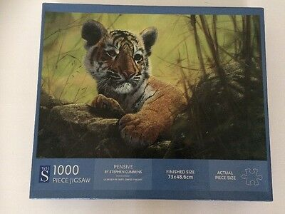 Jigsaw Puzzle 1000 Pieces Pensive By Stephen Cummings