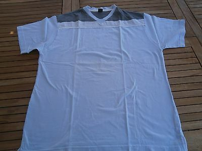 Tee Shirt Pour Homme Bleu Neuf Taille L