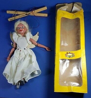 Vintage Pelham Puppet Toy Fairy Sl3 - Boxed - Strings Attached