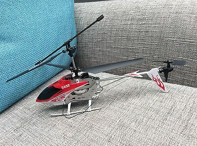 RED S032 radio control helicopter