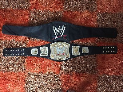 WWE Monday Night Raw Championship Spinner Replica Title Belt