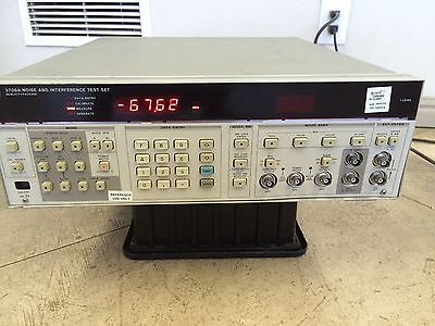 HP 3708A Noise & Interference Test Set