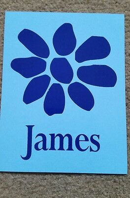 james the band tim booth magnet 4