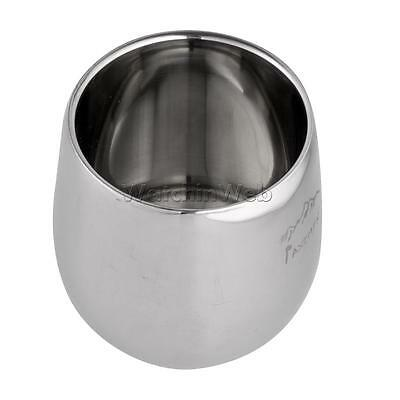 180ML Double Wall Stainless Steel Insulation Milk Tea Drink Cup Travel Mug