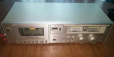 Technics RS-M205 Cassette Tape Deck Player Hifi Separate