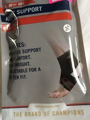 New Small Fitness Ankle Support Elastic