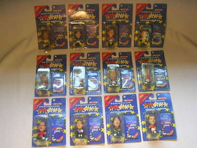 Complete SET of 12 Corinthian ProStars EUROPEAN SUPERSTARS Boxed Sealed SERIES 7