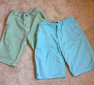 Next Boys Shorts 2 X Pack Age 13 Years
