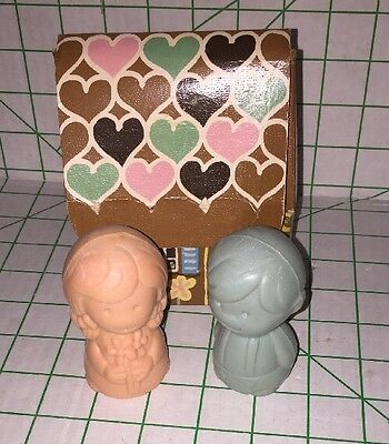 Vintage Hansel And Gretel Avon Soap And Cottage House Box