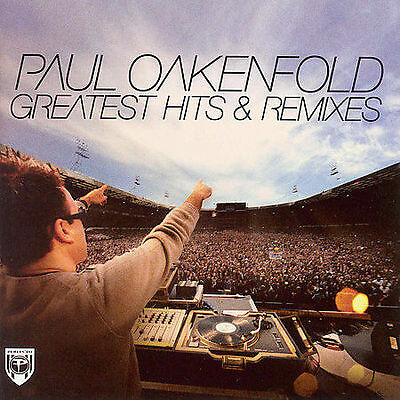 Paul Oakenfold- Greatest Hits And Remixes (Deluxe Edition) CD  (Ultra)