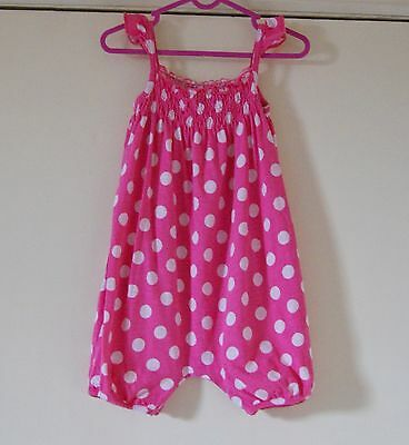 Baby Girl's Playsuit by Next size 12-18 mths