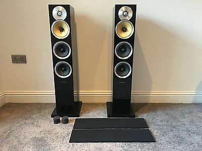 B&W Bowers And Wilkins CM8 Speakers