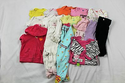 Lot of 15 Baby Girl Items 6 months