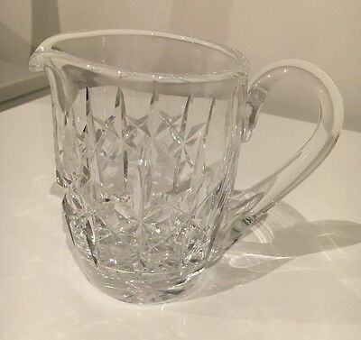 Beautiful Crystal Glass Jug