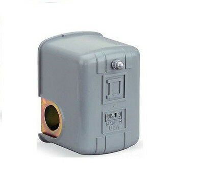 Square D 9013Fhg49J59M1X : Pressure Switch 575Vac 1Hp F +Options