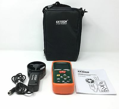 ExTech Instruments AN200 Thermo-Anemometer With IR InfaRed Thermometer